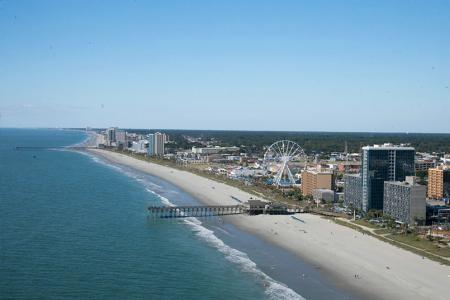 Take A Walk Along Our Beaches